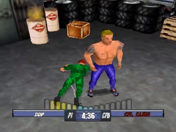 WCW Backstage Assault (N64)
