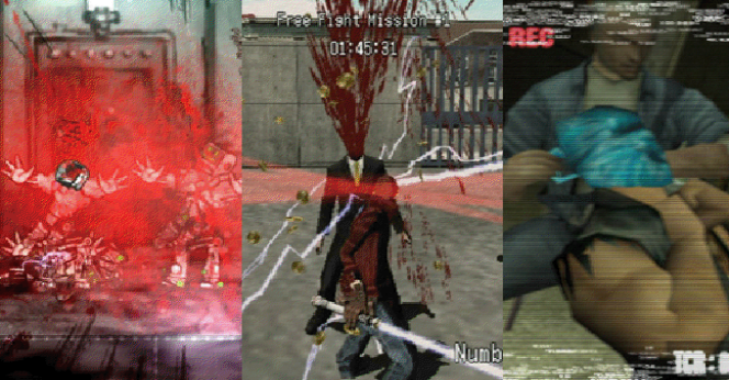 video games and violence both sides of A psycho comparison between the original and role reversal.