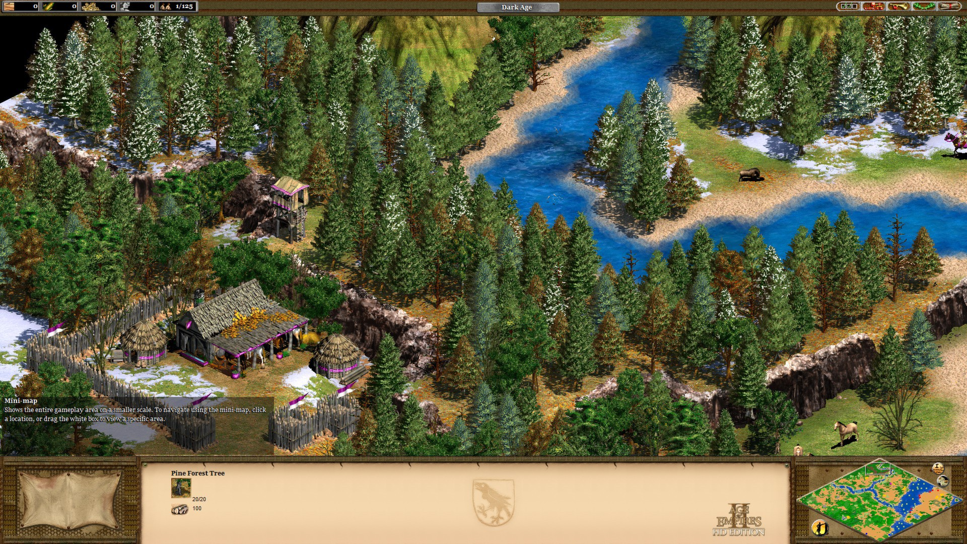 Age of Empires 2: HD Patch Available | 1 More Castle