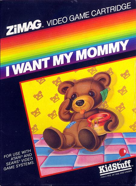 I Want My Mommy - Box Art