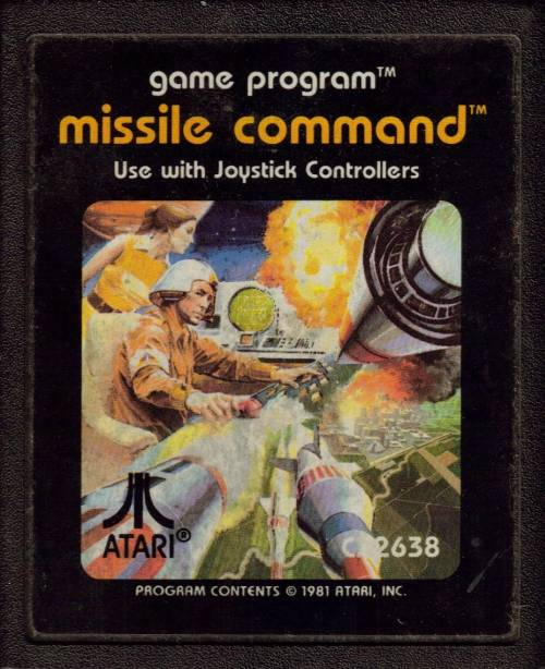 Missile Command - Cart