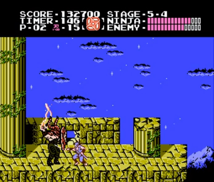 The Completist Presents Ninja Gaiden A Lesson In Insanity 1