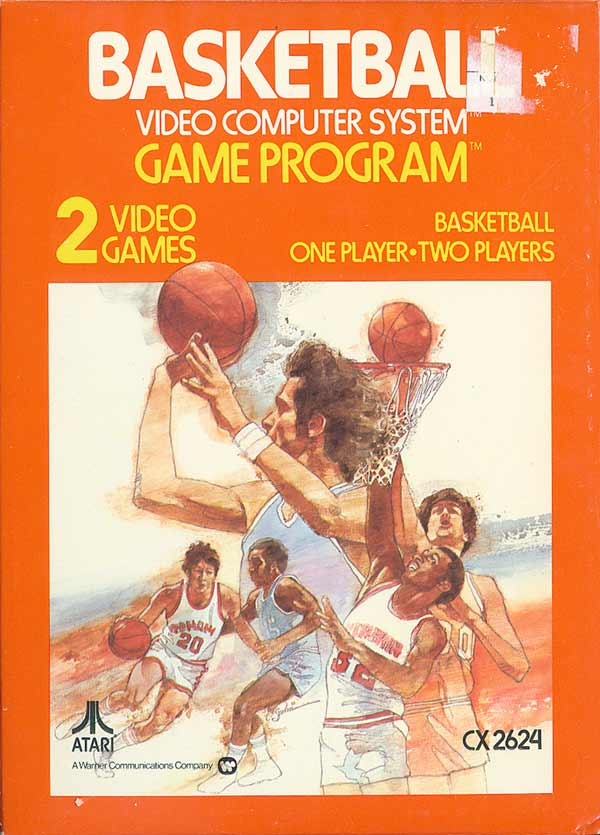 Basketball - Box Art