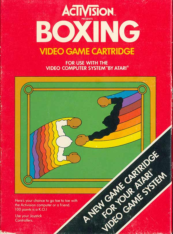 Boxing - Box Art