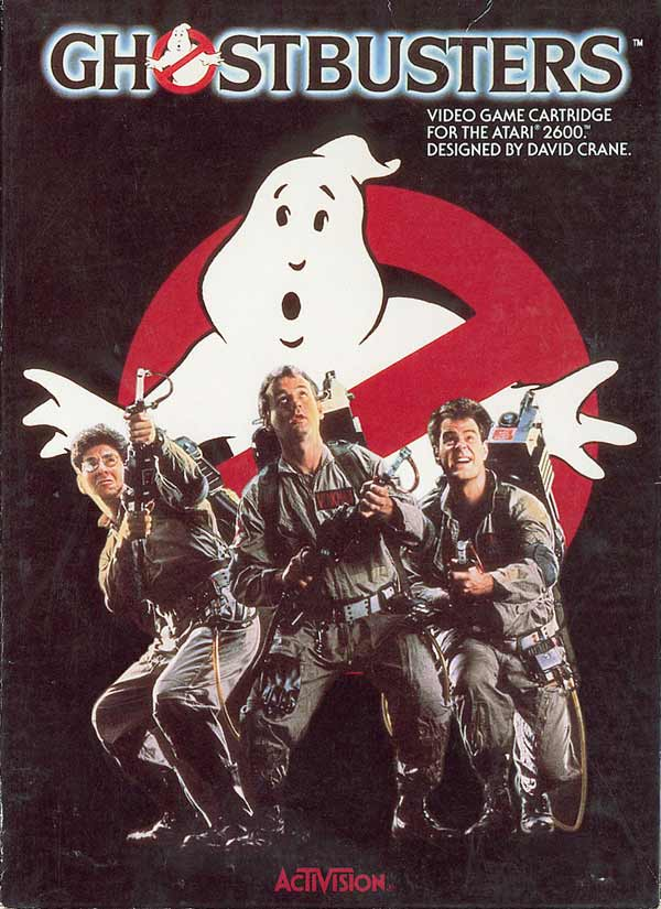 Ghostbusters - Box Art