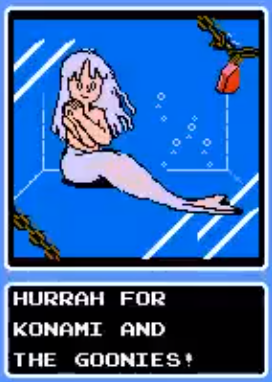 Konami Mermaid