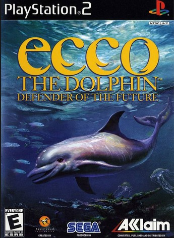 In case you missed Ecco on the blink that was the Dreamcast...