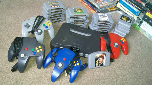 Nintendo 64 goodness