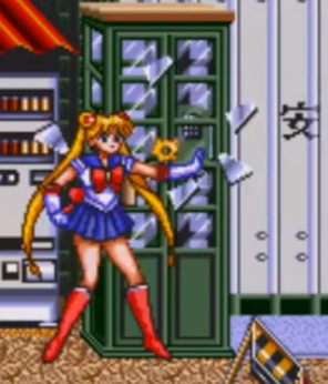 Phone Booth Sailor Moon