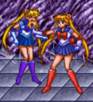Sailor Moons