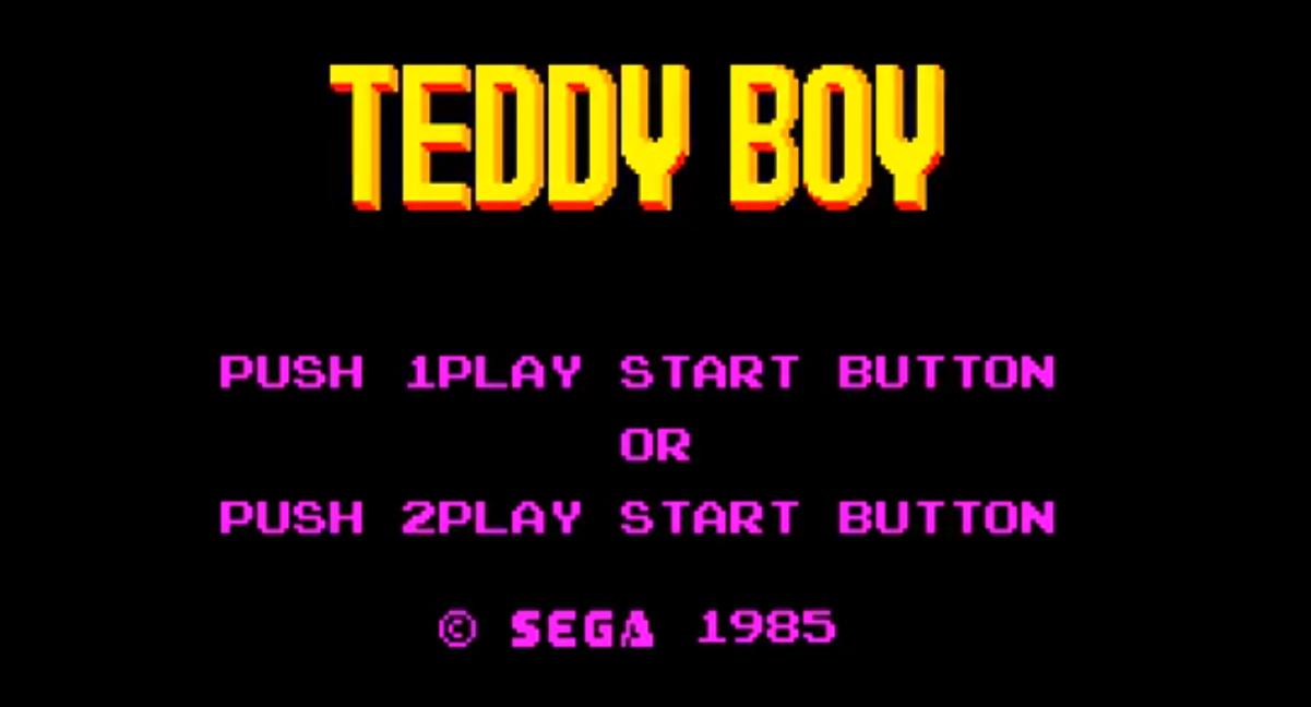 Teddy Boy 1 More Castle