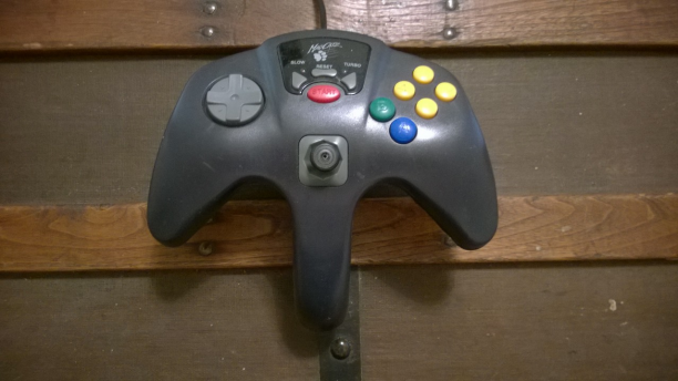 3rd Party N64 Controllers on Parade | 1 More Castle