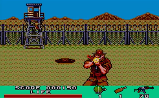 Rambo III Enemy