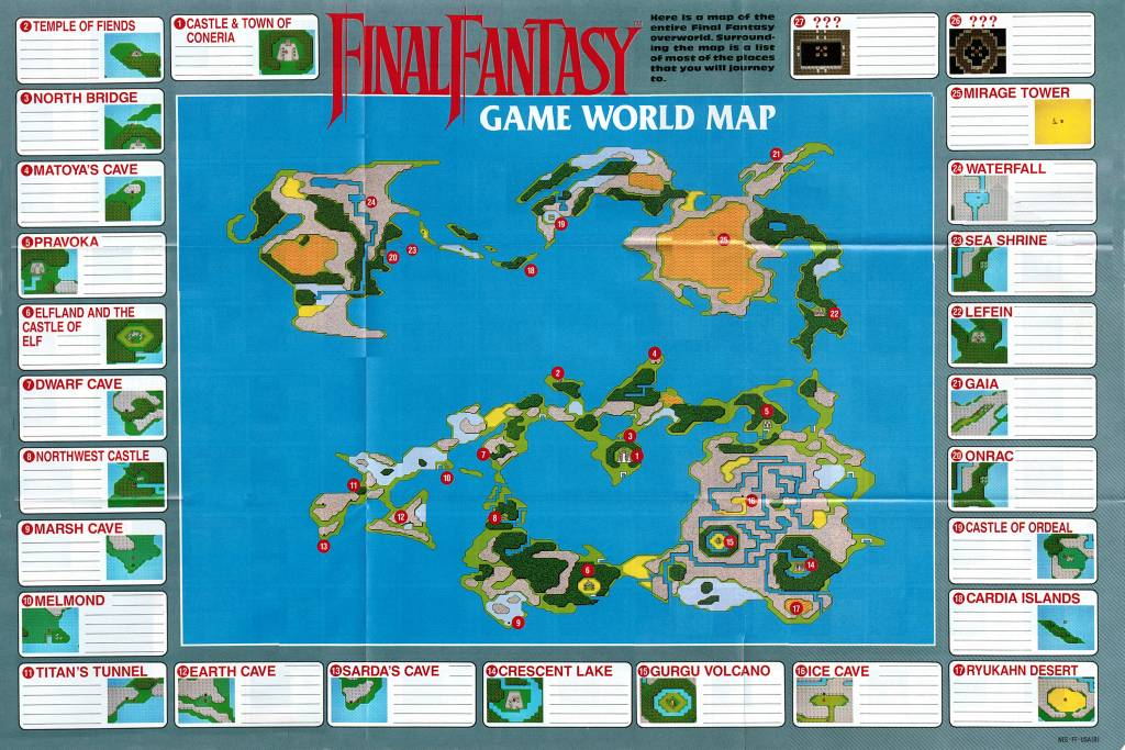 Picture of final fantasy.