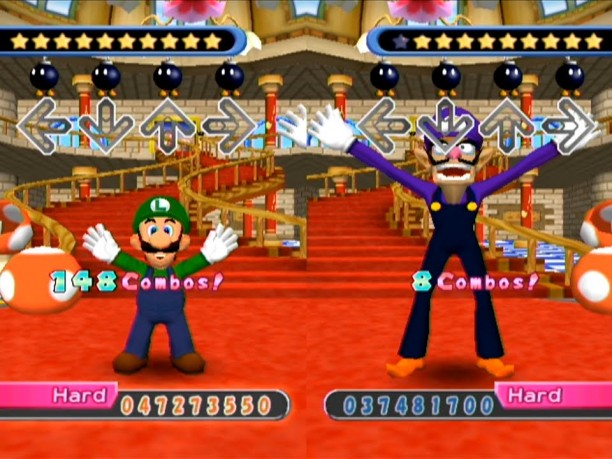 Any game that let's you have a dance contest with Waluigi is alright in my book.